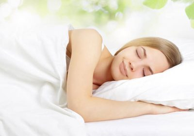 Get cool for a good night's sleep