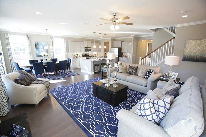 D R Horton Offers Location Convenience And Value In The