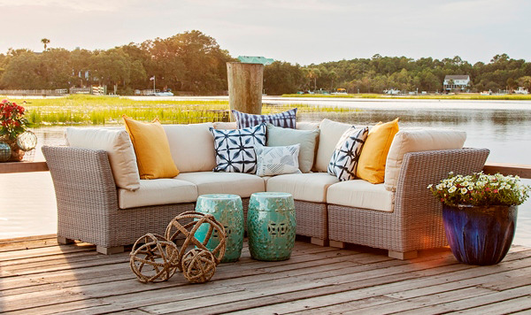 Seven Ways to Make Your Outdoor Space Pop