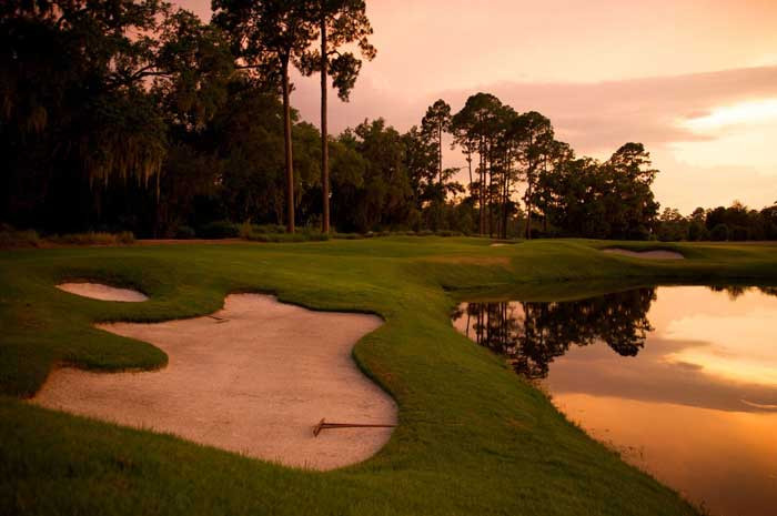 Four Reasons To Walk The May River Golf Course In May