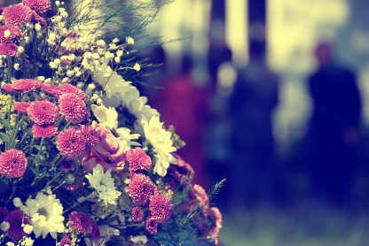 Funeral flowers remain important expression of sympathy