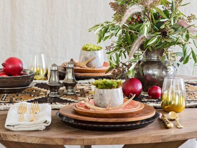 This Season's Two Trendiest Words for Dinner Parties