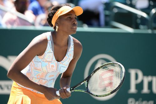 Venus Williams' Top 10 Moments at the Volvo Car Open