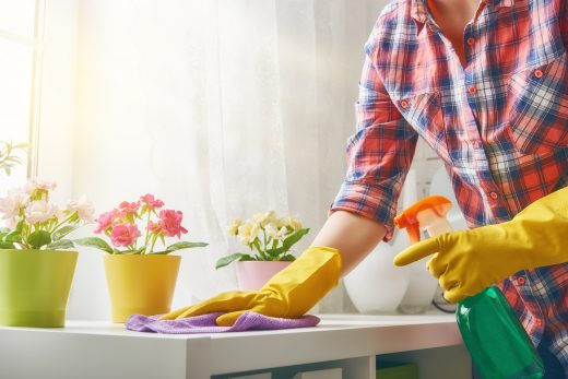 Kick the Clutter with These Spring Cleaning Tips
