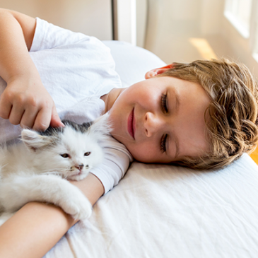 5 Ways to Guide Your Child Through the Loss of a Family Pet