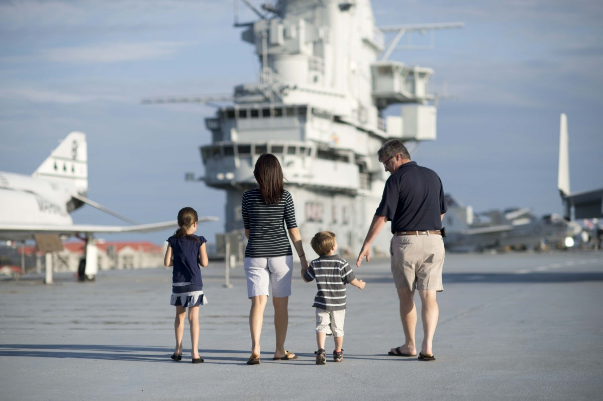 5 Must See Exhibits At Patriots Point Sponsored Content
