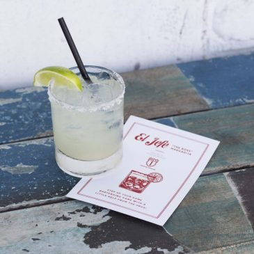Be 'The Boss' of Your Next Party with this Margarita Recipe