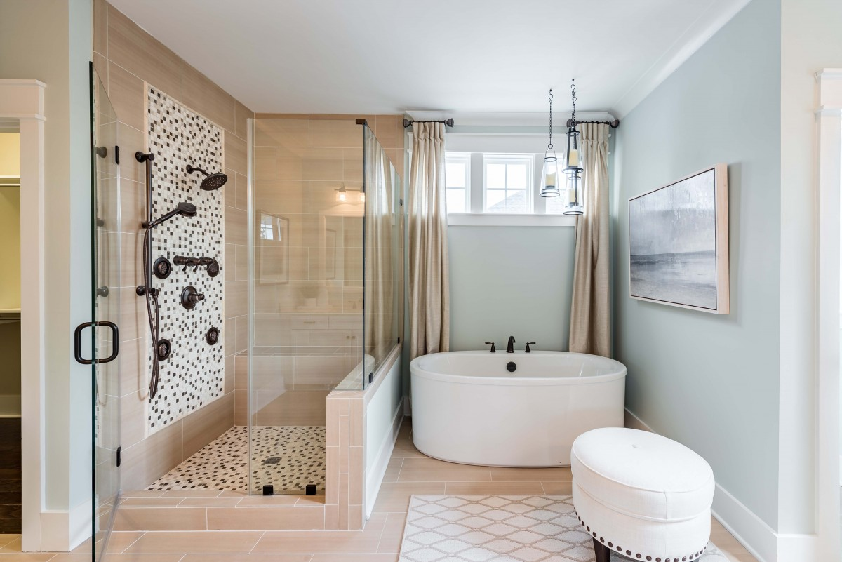pocket neighborhood design meets urban luxury living at midtown