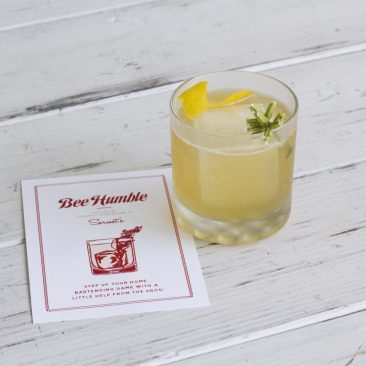 This Buzz-Worthy Cocktail is Sure to Be a Hit at Home