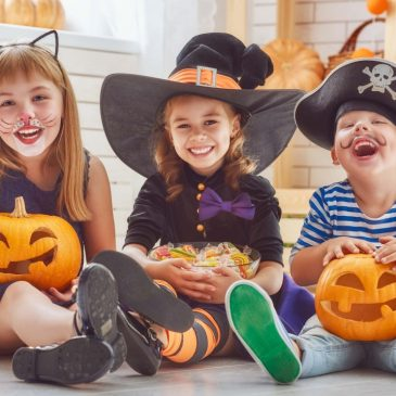 Save Money and DIY This Year's Halloween Costume