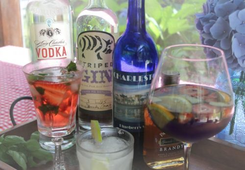 Go red, white and booze with these summer cocktails