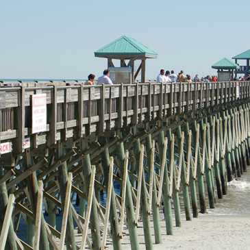 Local Piers Are Great Places to Try Your Hand at Fishing