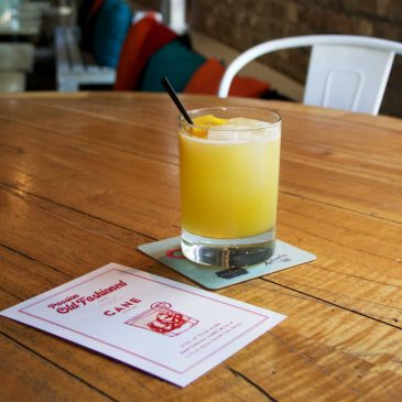 Rum Cocktail Hits the Mark as Perfect Cool Weather Drink