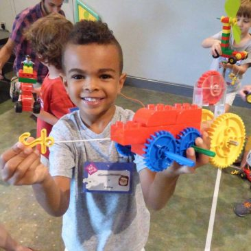 To Encourage Learning and Play, the Children's Museum is Hitting the Road