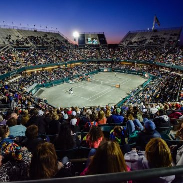 6 Reasons to Watch Tennis Under the Lights