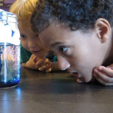 Learning-Through-Play Lessons Bring STEAM Skills to Early Education