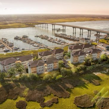 Luxurious Waterfront Living Now Available at St. Johns Yacht Harbor