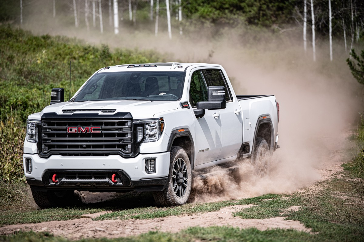 The 2020 Gmc Sierra 2500hd Opens The Tailgate With The Wave Of A Key Fob Sponsored Content Post And Courier Charleston Sc